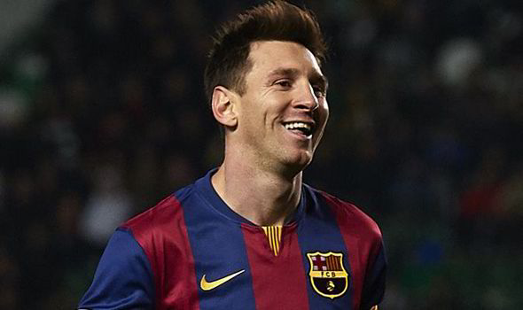Five Barcelona Players Who Arsenal Must Keep Quiet Messi 1