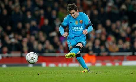 Five Things The Champions League Taught Us Last Night Messi 2