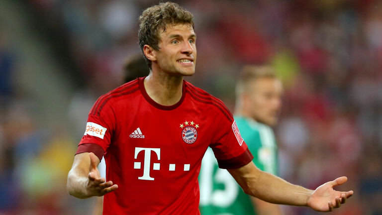 Five Players Who Can Decide The Outcome Of Juventus v Bayern Muller