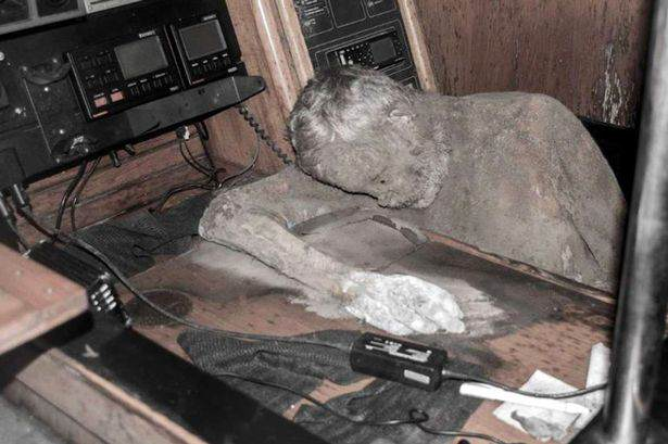 Plot Twist In The Story Of Mummified Man Found Floating At Sea Mummified 1