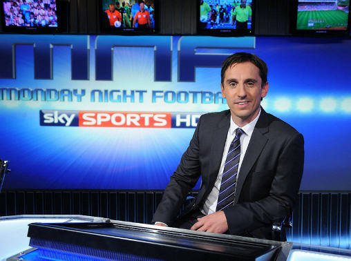 Ten Of Birthday Boy Gary Nevilles Career Highlights Neville MNF