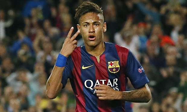 Five Barcelona Players Who Arsenal Must Keep Quiet Neymar