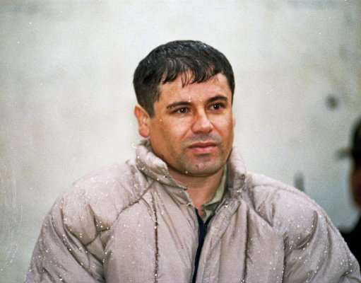 People Have Fallen For A Fake Website Reporting That El Chapo Has Escaped Again PA 10049486