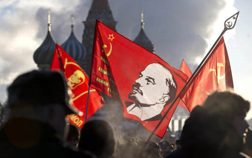 Russian Communists Arent Happy With Leonardo DiCaprios Plans To Play Lenin PA 18753104