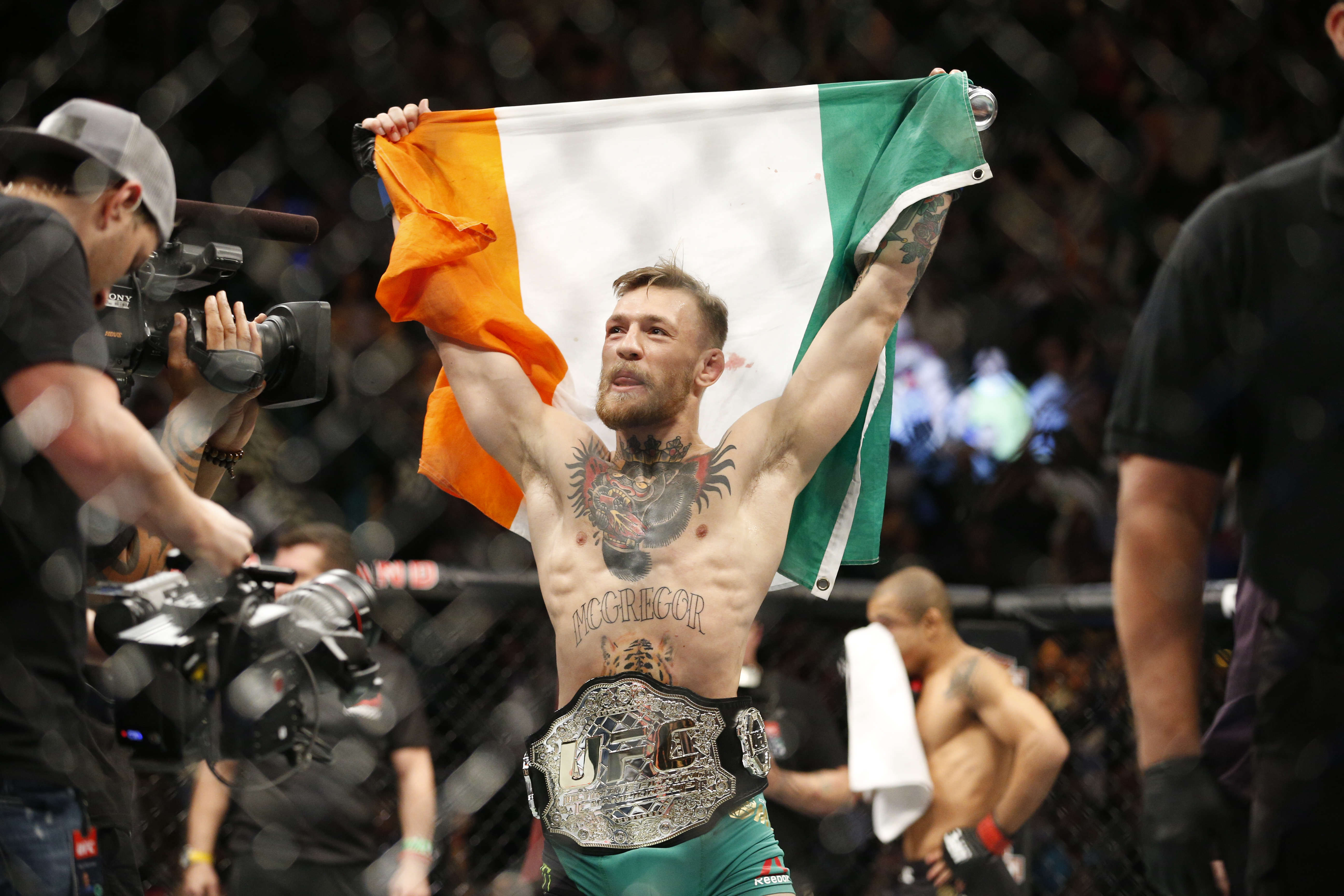 This Dos Anjos Vs McGregor Preview Video Will Raise The Hairs On Your Neck PA 25024159
