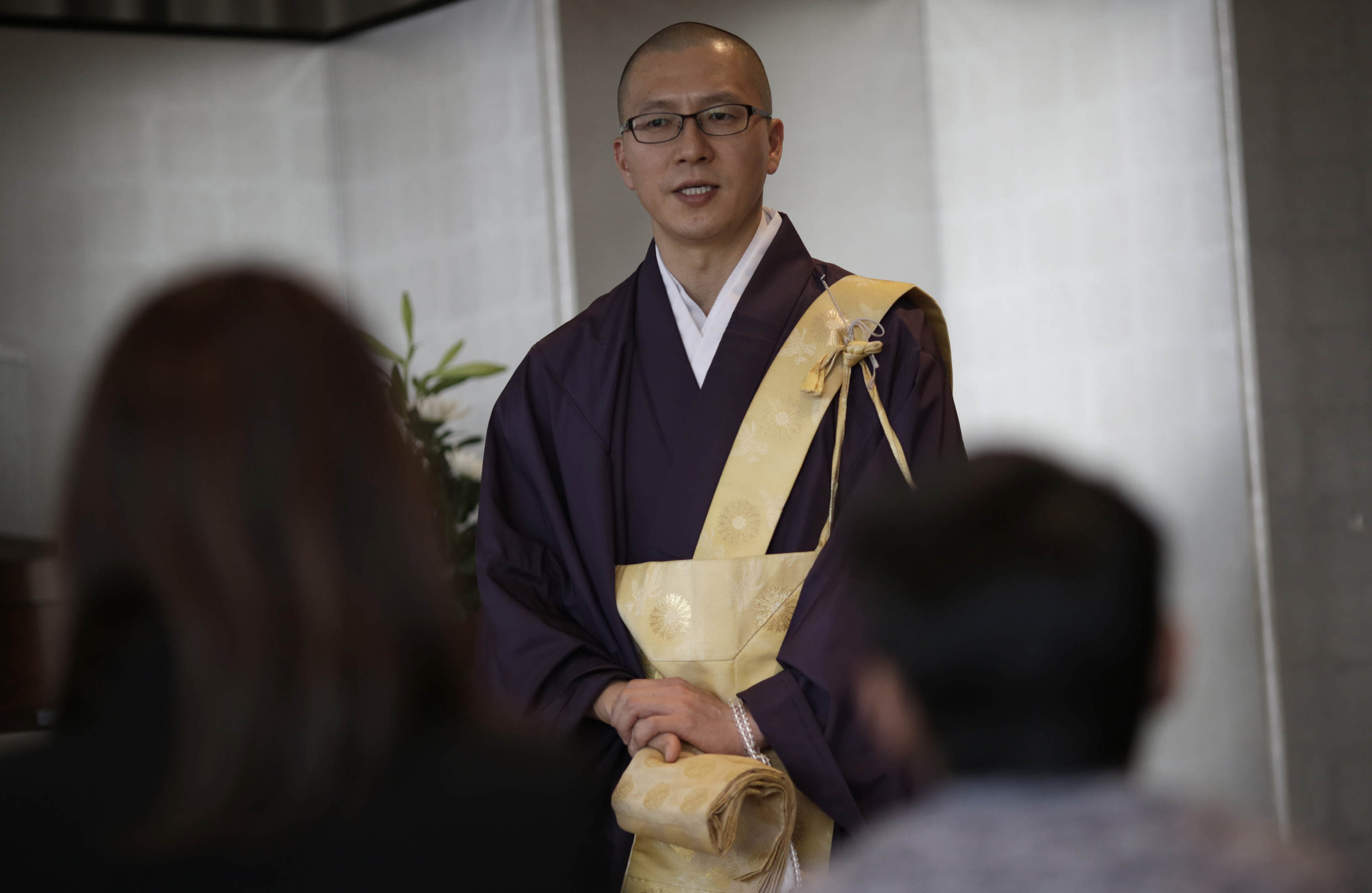 You Can Now Rent A Buddhist Monk Online, Because Amazon PA 25379501