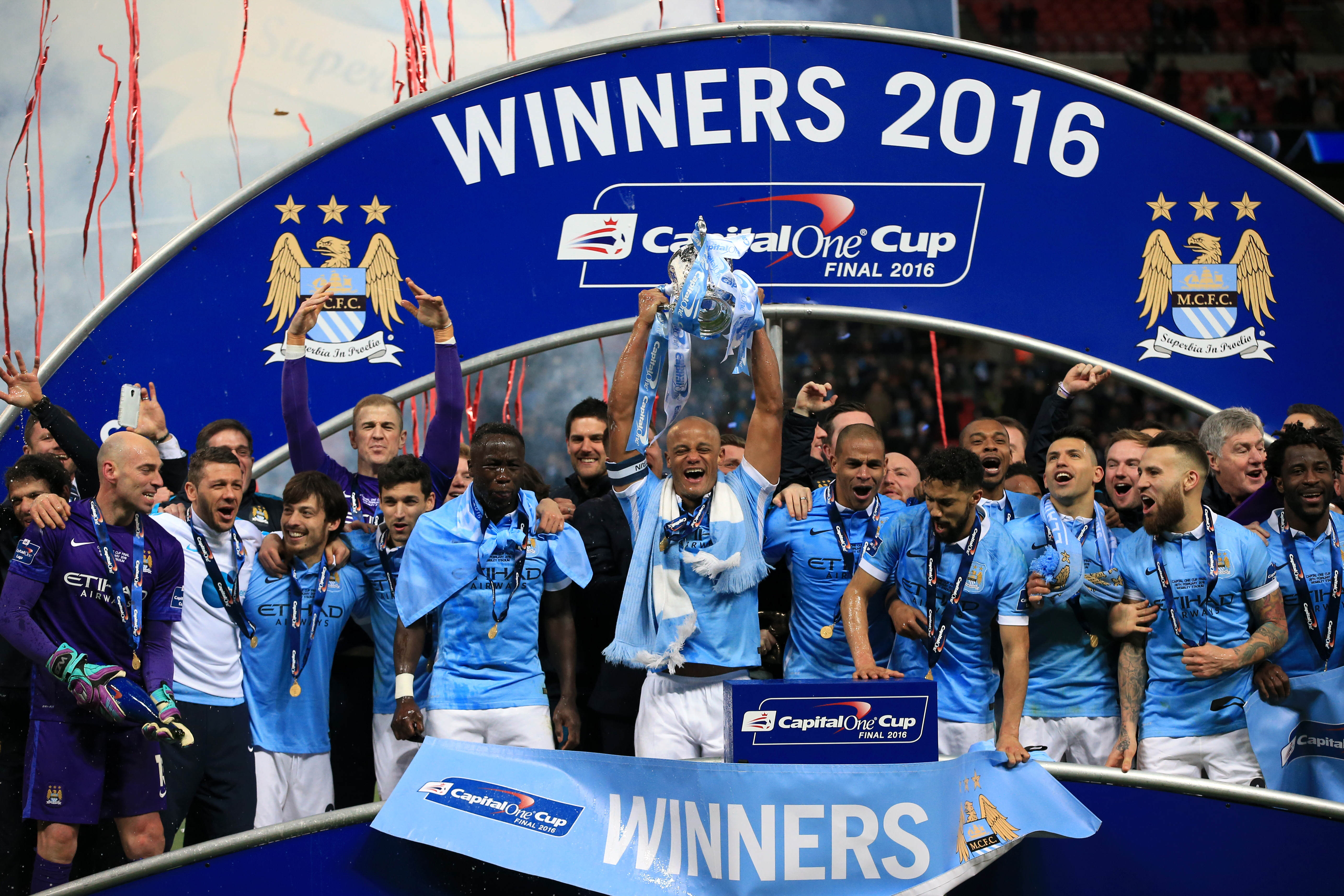 Liverpool v Manchester City - Capital One Cup - Final - Wembley Stadium