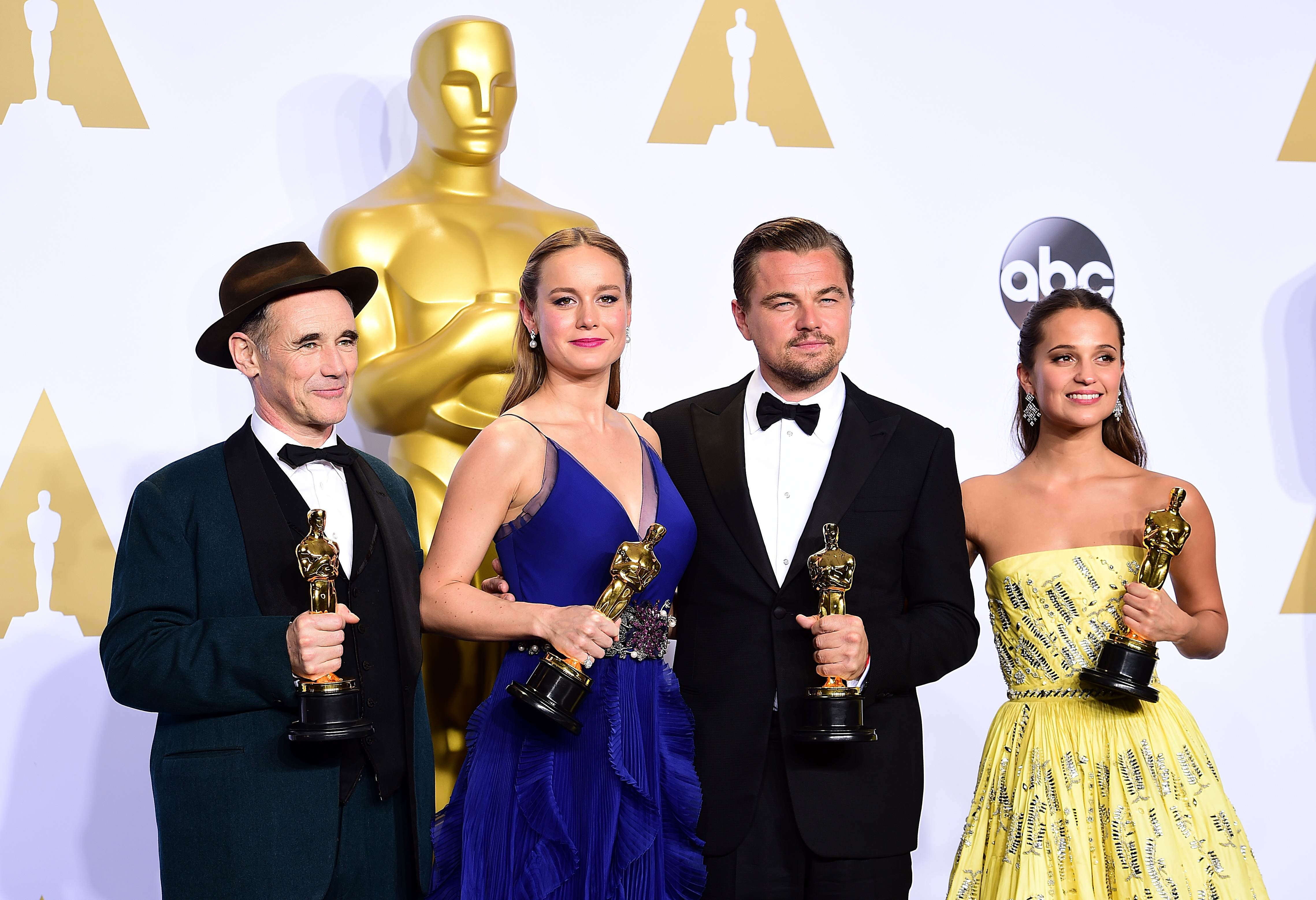 Heres How The Internet Reacted To Last Nights Oscars PA 25675286