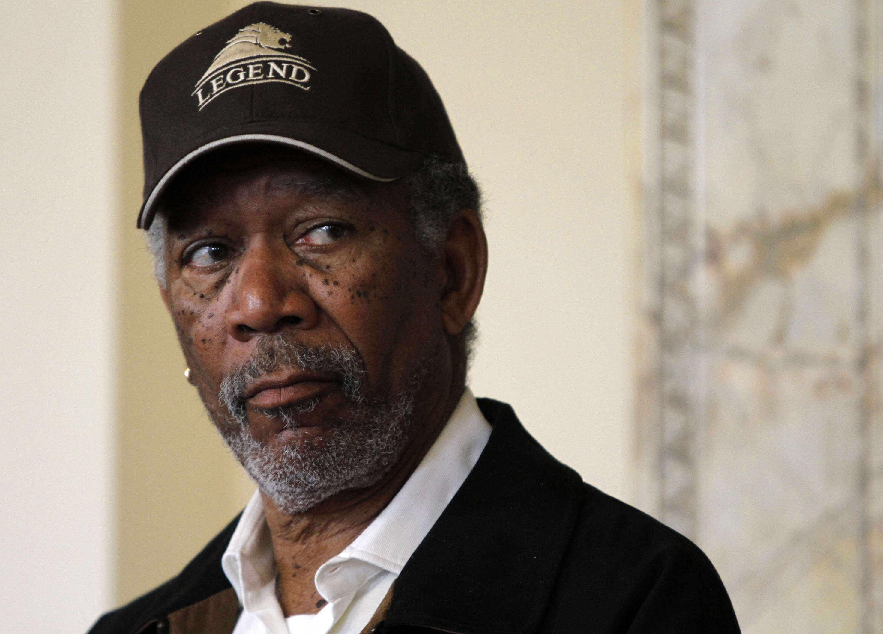 You Could Soon Be Driving With Morgan Freeman PA 8867492