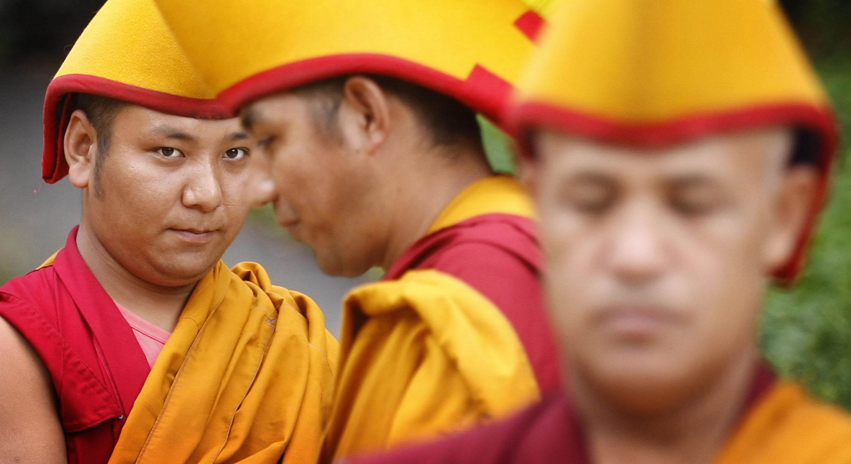 You Can Now Rent A Buddhist Monk Online, Because Amazon PA 9361989