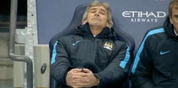 UNILAD Footballs King To C*nt Ometer Of The Week Pellegrini 1