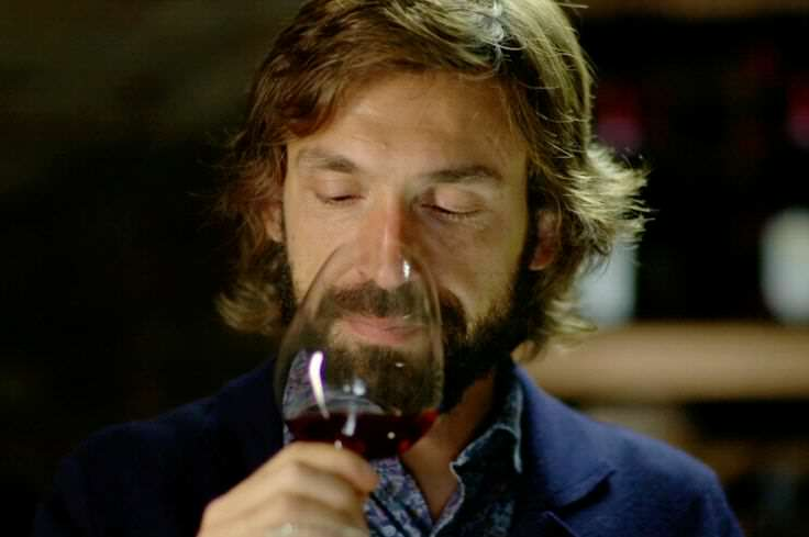 Five Of Footballs Most Loveable Guys Pirlo Wine