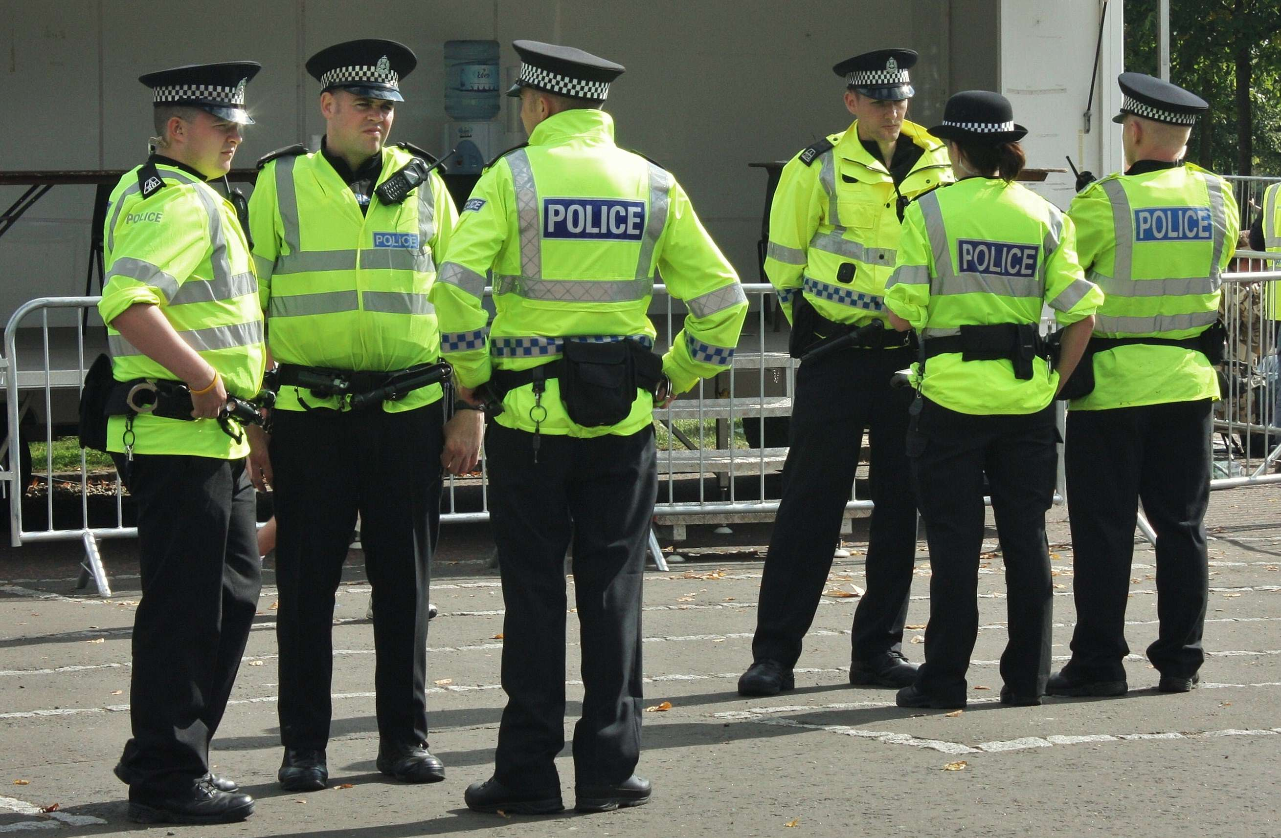 Paedophiles Could Be Warned Rather Than Arrested In Controversial New Scheme Police in Glasgow