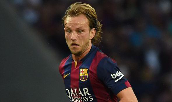 Five Barcelona Players Who Arsenal Must Keep Quiet Rakitic