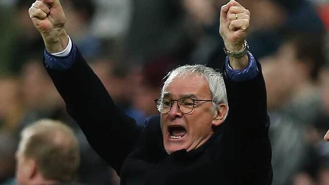 Five Reasons Leicester City CAN Win The Premier League Ranieri Celebration