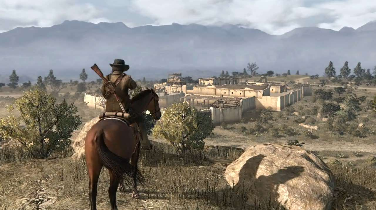 Red Dead Redemption Backwards Compatibility For Xbox One Leaked Red Dead Redemption