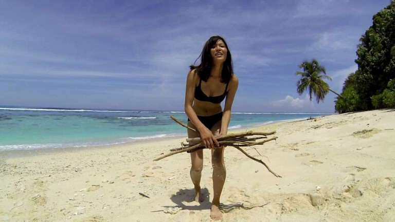 Untrained Student Survives 19 Days Alone On Desert Island Reikko Hori Castaway Girl 1 768x432