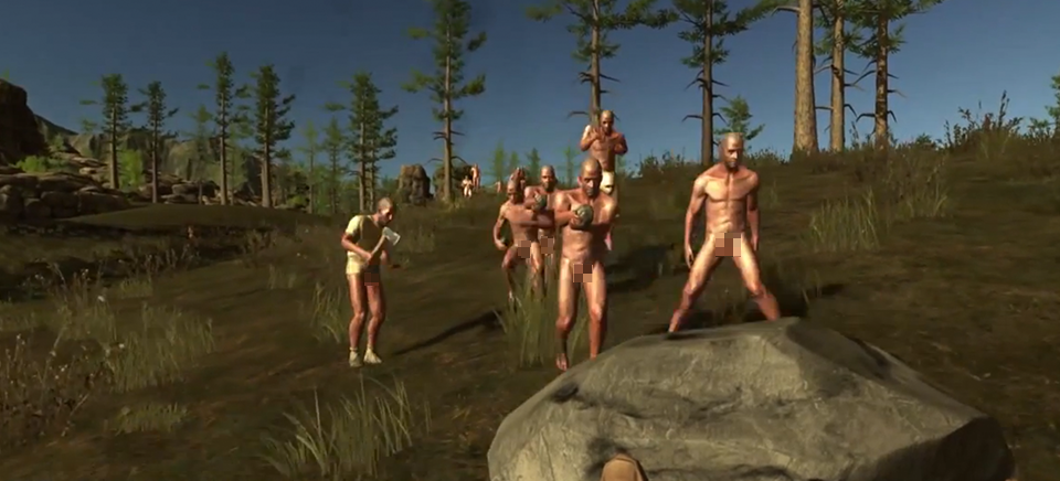 Rust Troll Pushes His Fellow Players To Their Limits Rust1