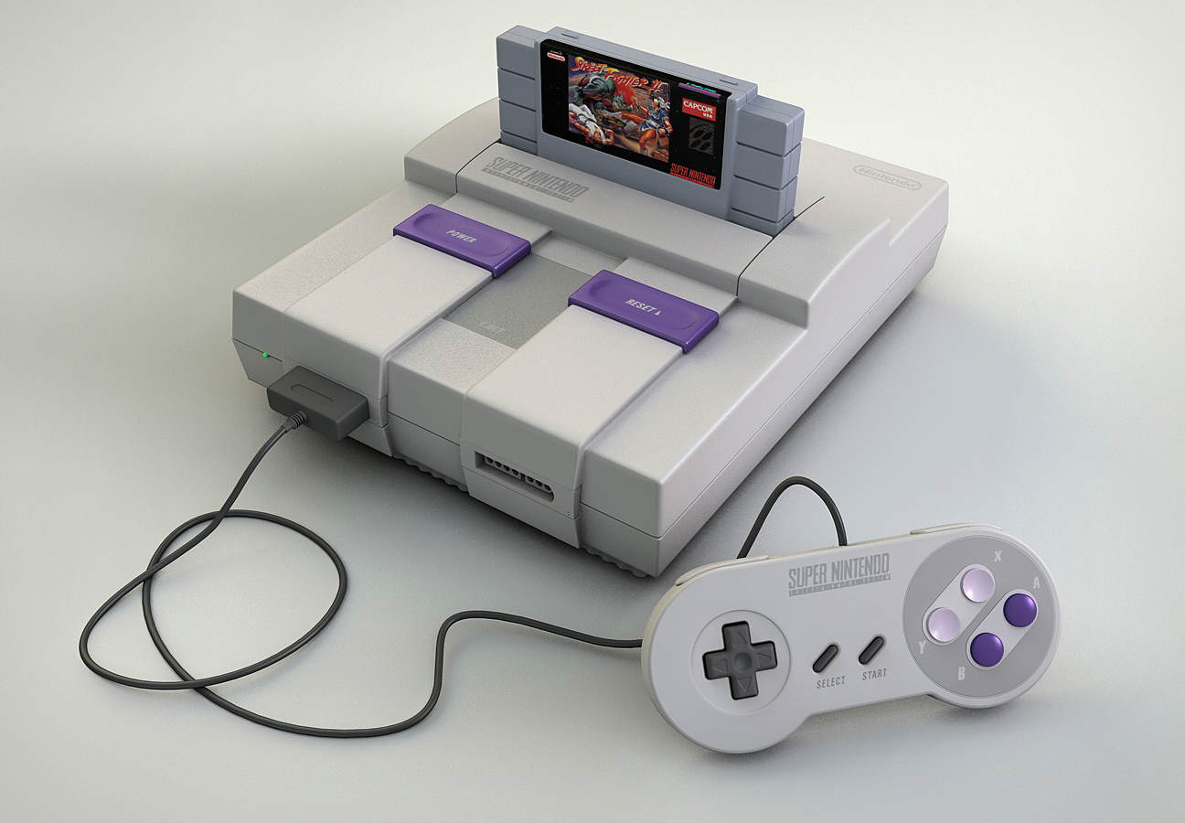 Idiot Steals Rare Games, Tries To Sell Them To Local Store SNES