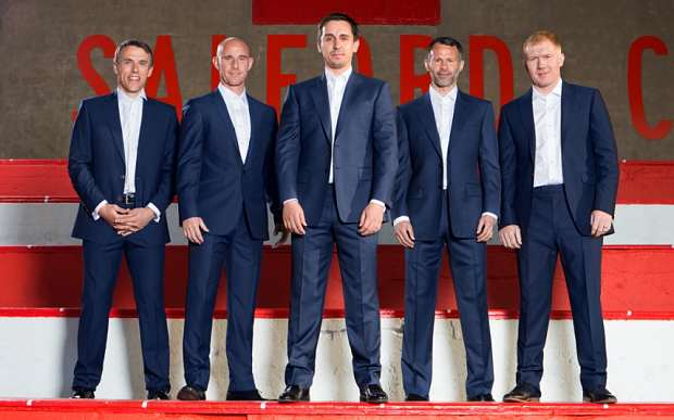 Television - Class of 92: Out of their League