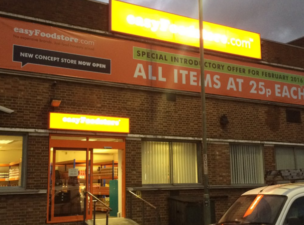 EasyJet Founder Opens Cut Price Food Store Where Everything Is 25p Screen Shot 2016 02 02 at 14.02.03
