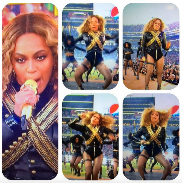 How Beyonces Face Stole The Superbowl Half Time Show, Again Screen Shot 2016 02 08 at 13.37.07