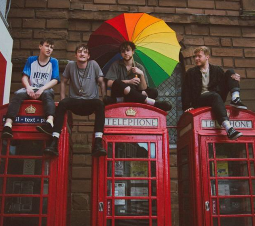 British Band Viola Beach Killed In Tragic Car Crash Screen Shot 2016 02 14 at 11.31.47