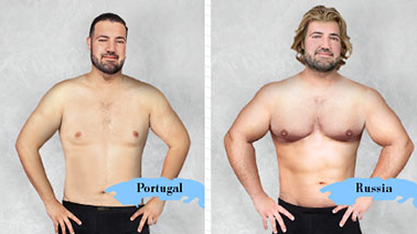 Heres What The Ideal Male Body Looks Like In Different Countries Screen Shot 2016 02 18 at 19.48.11