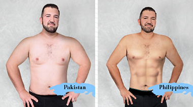 Heres What The Ideal Male Body Looks Like In Different Countries Screen Shot 2016 02 18 at 19.48.35
