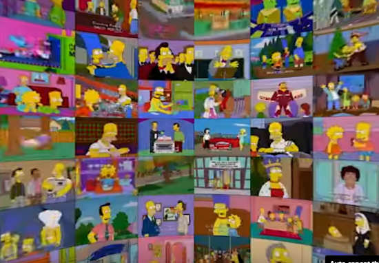 Simpsons featured