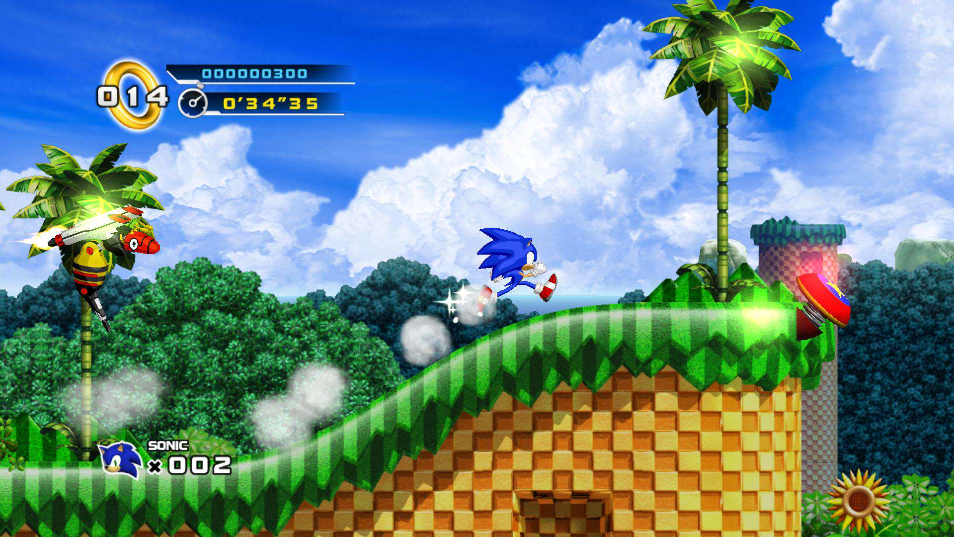 Sonic The Hedgehog Movie Confirmed For 2018, World Collectively Shrugs Sonic4r2