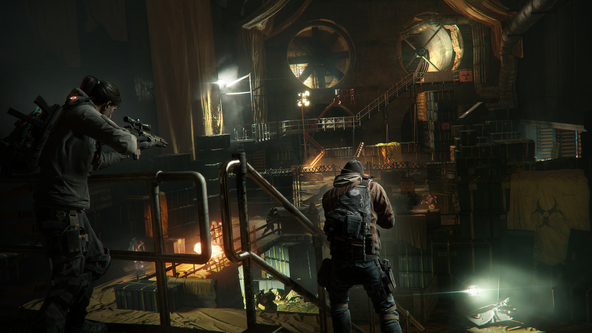 New Mission Teased In Trailer For The Division Open Beta The Division