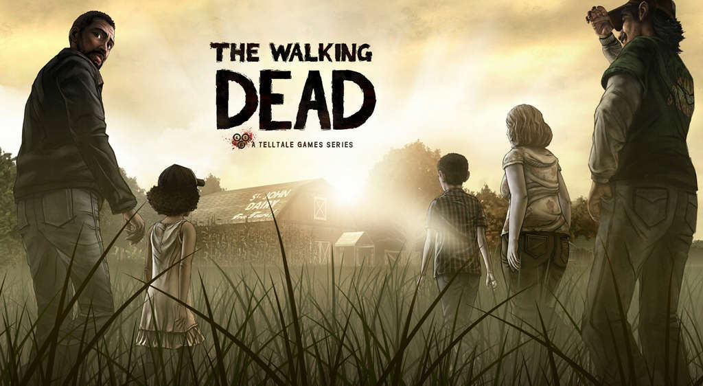 Ten Of The Greatest Zombie Games Ever Made The Walking Dead farm