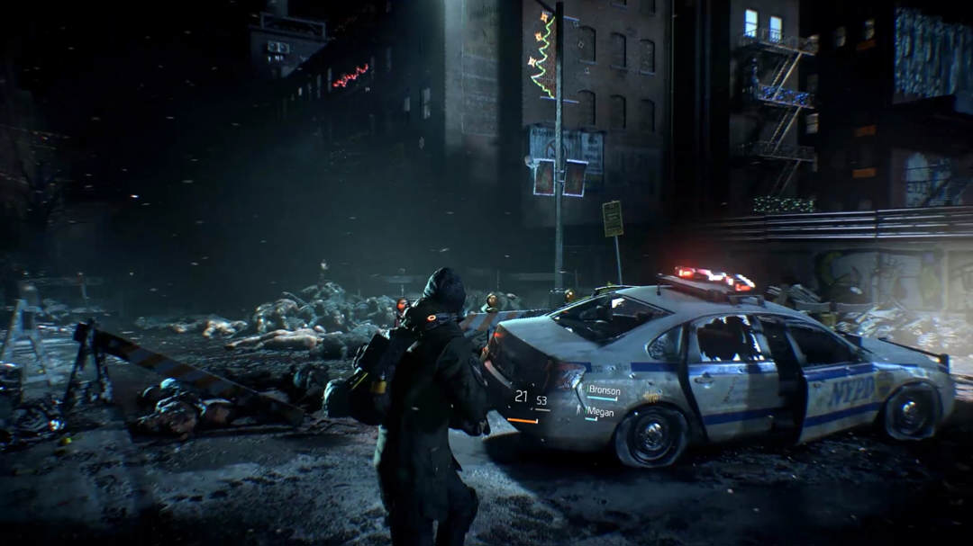 The Division PC Beta Easy To Hack, Gets Extended 24 Hours Tom clancy division screen 1 1080