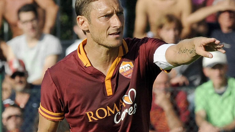 Ten World Class Stars Who Shouldve Played In The Premier League Totti Sky Sports