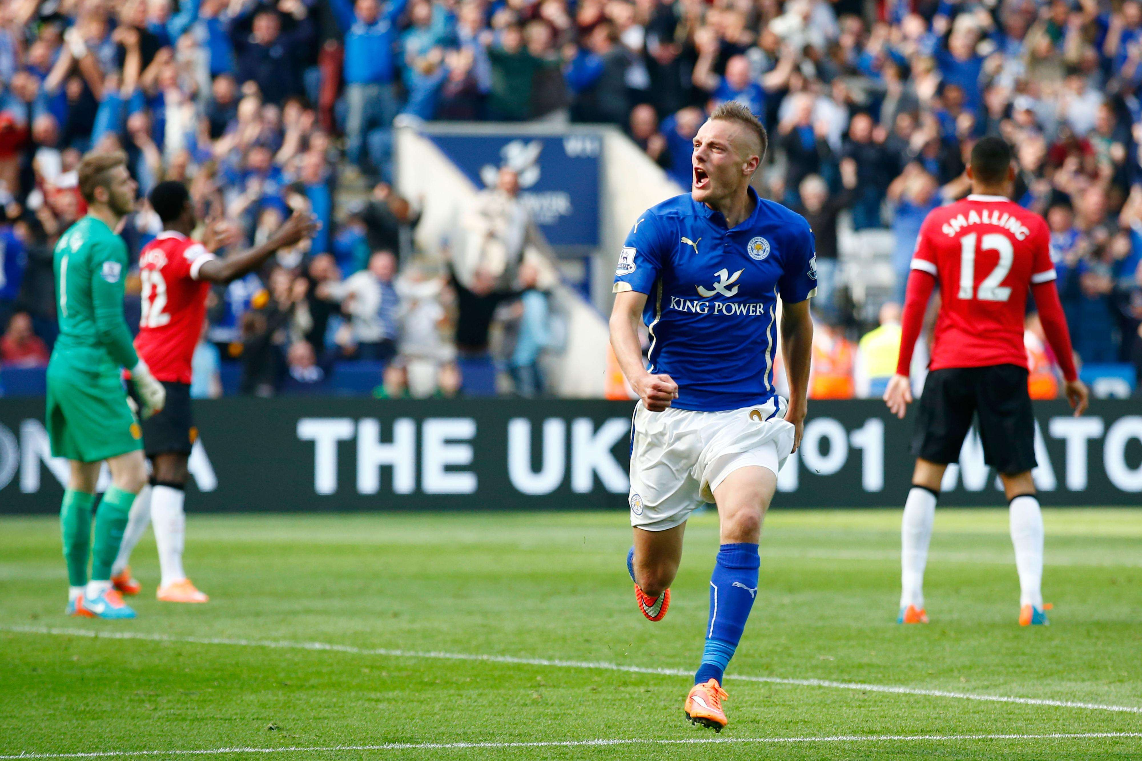 Five Reasons Leicester City CAN Win The Premier League Vardy Man Utd