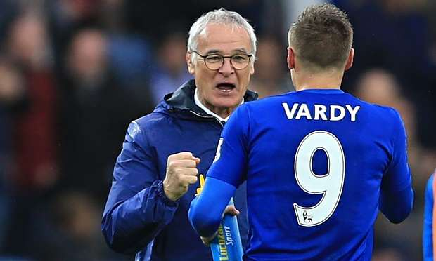 Five Things The Premier League Taught Us This Weekend Vardy