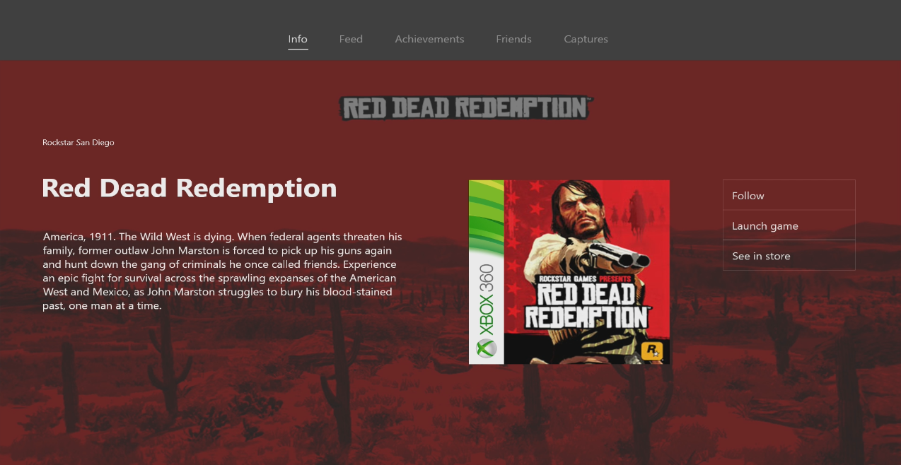 Red Dead Redemption Backwards Compatibility For Xbox One Leaked XSplit 160206 144344 2