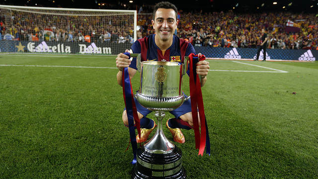 Ten World Class Stars Who Shouldve Played In The Premier League Xavi FCB
