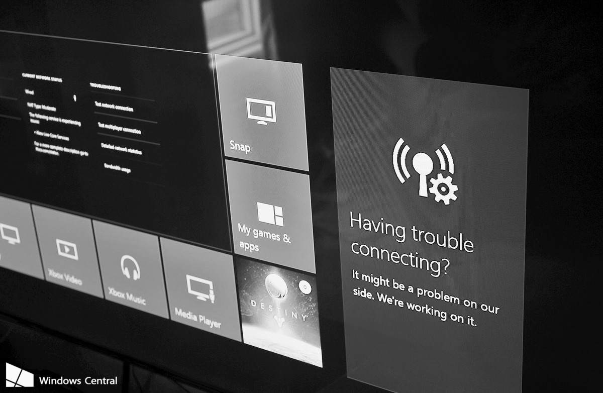Hacker Group Claims They Can Wipe Xbox Live From Existence Xbox Live Down BW hero