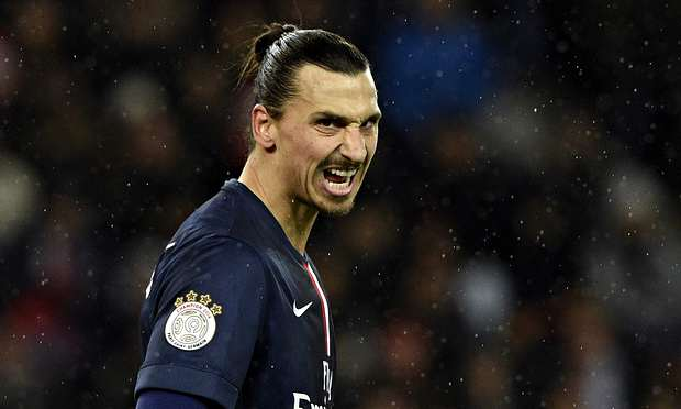Eight Of The Biggest Characters In Football Zlatan