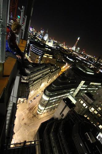 We Spoke To One Of Britains Youngest Urban Explorers ally4