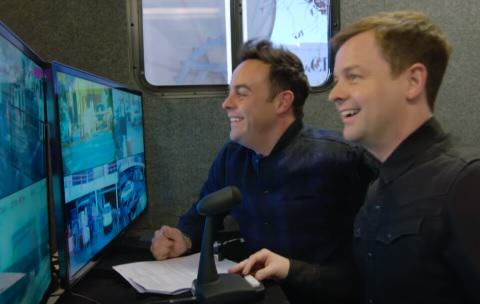 Ant & Dec Ruthlessly Prank James Corden In Hilarious Video and dec 1