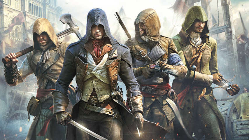 Ubisoft Statement Confirms No New Assassins Creed In 2016 assassins creed unity e3 2014 2