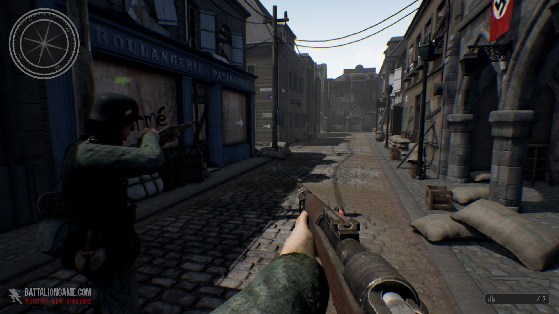 We Spoke To Bulkhead, The Minds Behind WW2 Shooter Battalion 1944 battalion 1944 1