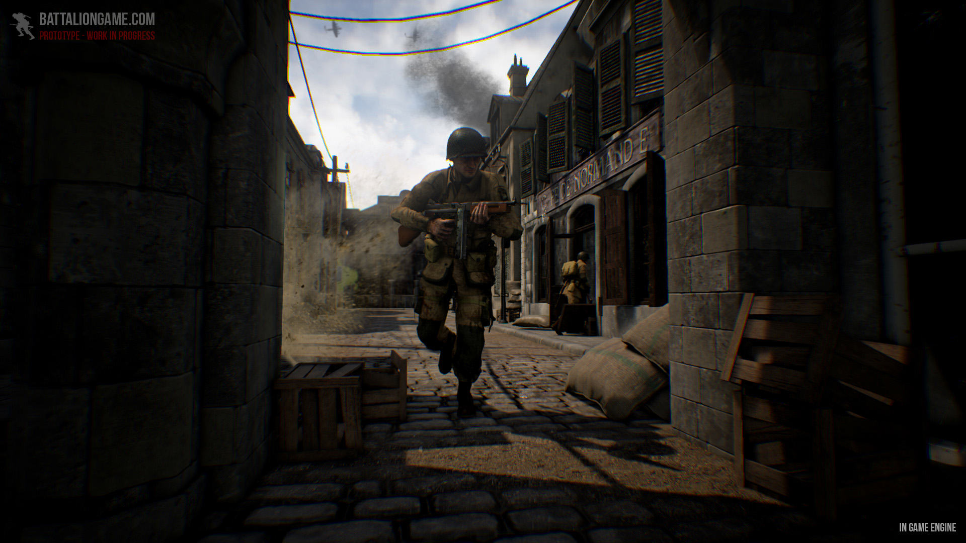 We Spoke To Bulkhead, The Minds Behind WW2 Shooter Battalion 1944 battalion 1944 5