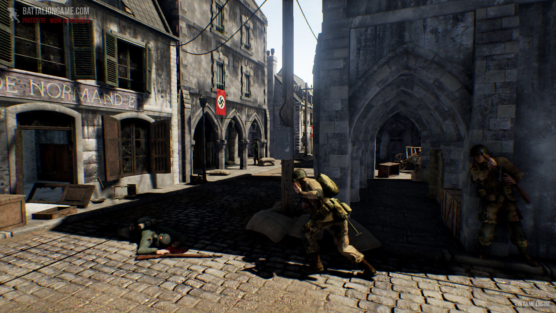 We Spoke To Bulkhead, The Minds Behind WW2 Shooter Battalion 1944 battalion 1944 9