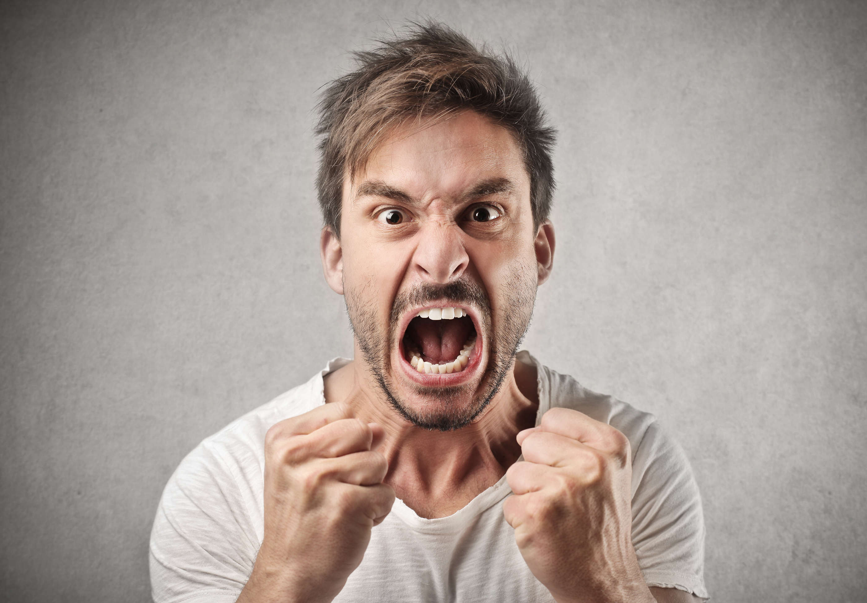 Man Finds Out Best Mate Is Dating His Ex Fiancée, Takes Cruel Action bigstock portrait of young angry man 52068682 1
