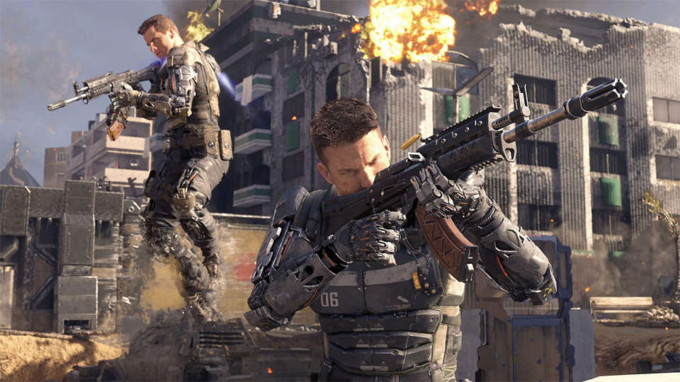 Modern Warfare Devs Return To The Call Of Duty Franchise In 2016 black ops 3