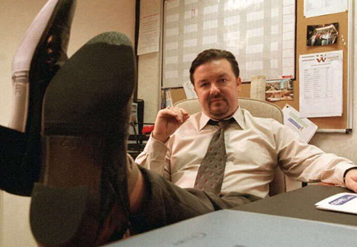 People Are Sending Each Other Hilariously Random David Brent Quotes brent1